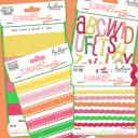 Summer Sweets–the Brights: Alphabet &Elements