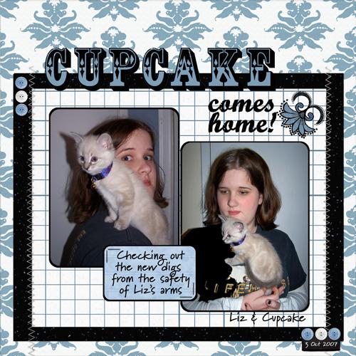 Welcome HomeCupcake