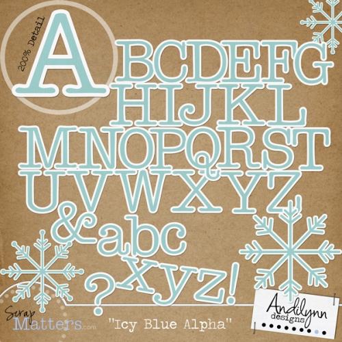 Icy Blue Alpha