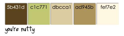 Design Star Week 1 Color Palette
