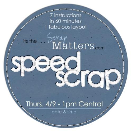 Speed Scrap at SM on 4/9/2009
