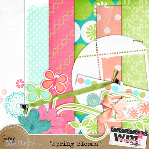 WM squared designs FREE mini kit participation prize