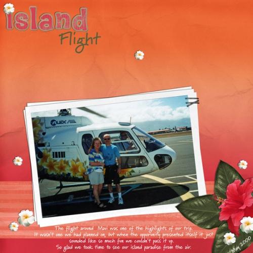 Island Flight
