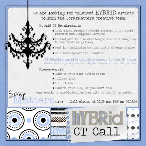 SM Hybrid CT Call